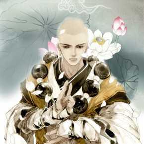 我是凡尘最美的莲花有声小说